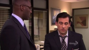 The Office (US) 05x19 : Two Weeks- Seriesaddict